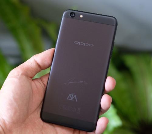 Ra mắt Oppo F3 phiên bản đặc biệt, giá giữ nguyên - 1