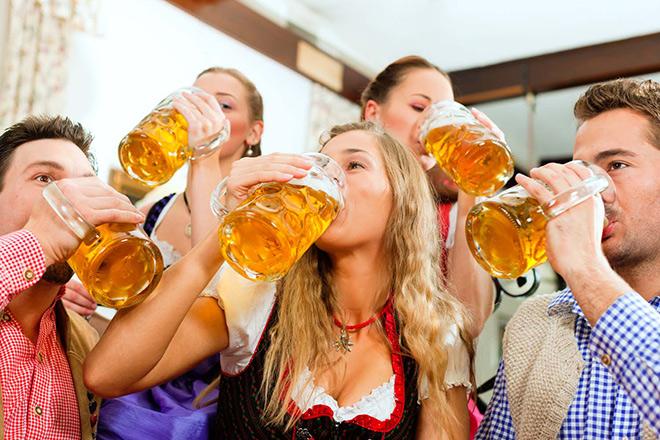 """""""Bảo bối"""" giúp hết đau bụng, đi ngoài sau khi uống rượu bia - 1"""