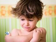 Bất ngờ: trẻ cáu giận, hay khóc là dấu hiệu đáng mừng