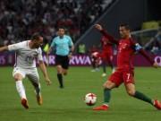 """Bóng đá - Bồ Đào Nha - Chile: Điên rồ màn """"đấu súng"""" (BK Confederations Cup 2017)"""