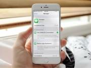 Công nghệ thông tin - Thủ thuật iOS 11: Thiết lập cho iMessage tự xóa tin nhắn cũ