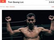 Thể thao - Nóng: Võ sĩ Việt Nam đầu tiên đấu MMA chuyên nghiệp
