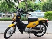 Xe máy - Xe đạp - Honda Cross Cub hàng độc xuất hiện tại Việt Nam