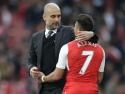 """Bóng đá - Sanchez hạ Ronaldo: Man City vung 50 triệu bảng """"săn hàng"""""""