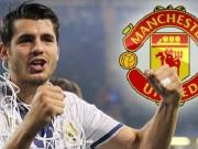Bóng đá - Chuyển nhượng MU 29/6: Morata đã đến Manchester?
