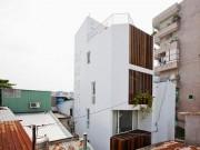 Tài chính - Bất động sản - Nhà 32m2 trong hẻm ở Sài Gòn đẹp không khác gì biệt thự mặt tiền