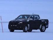 Tin tức ô tô - Bán tải SsangYong Q200 lộ diện, ra mắt vào năm 2018
