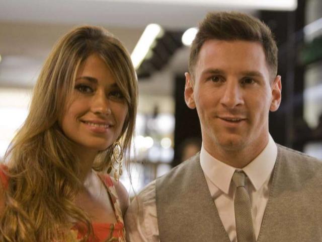 Khó tin: 2 Messi cùng cưới vợ chung ngày và địa điểm - 6
