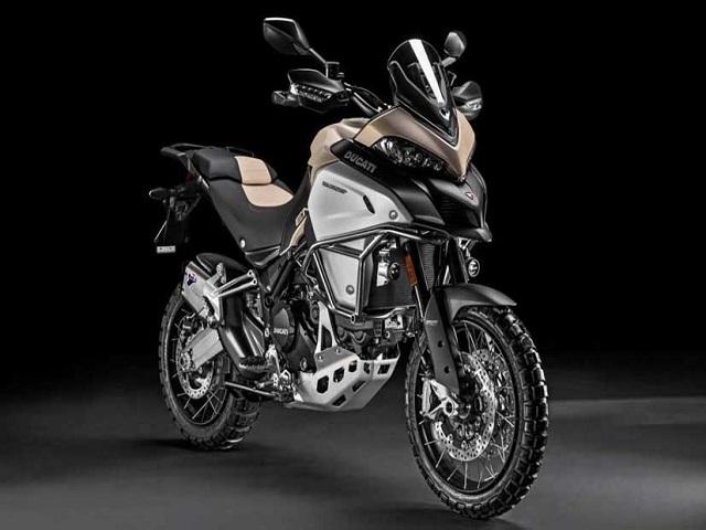 Ducati bắt đầu nhận đơn đặt hàng Multistrada Enduro Pro