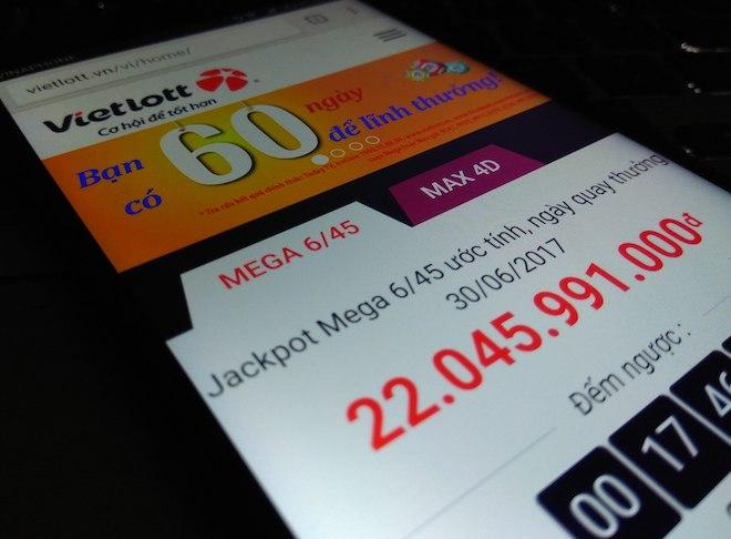Sau 60 ngày công bố kết quả, jackpot 38 tỉ giờ ra sao?