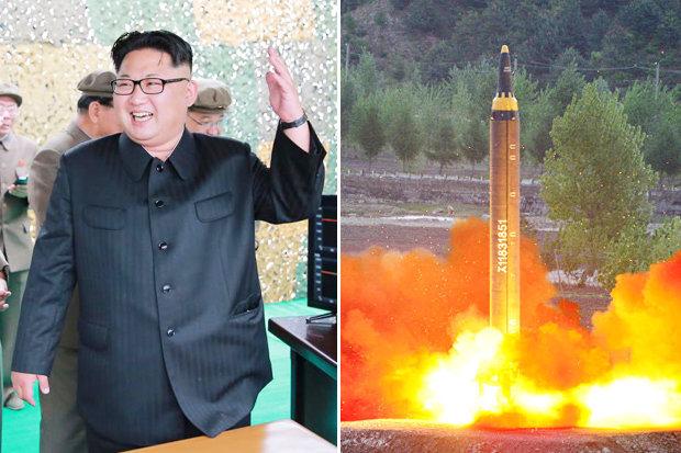 Tên lửa Hwasong-12 Triều Tiên đủ sức hủy diệt lãnh thổ Mỹ? - 1