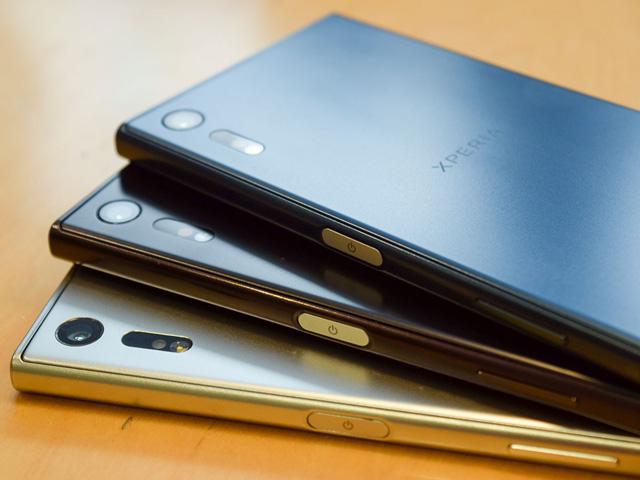 Loạt smartphone Xperia XZ1, XZ1 Compact và Xperia X1 sắp ra mắt