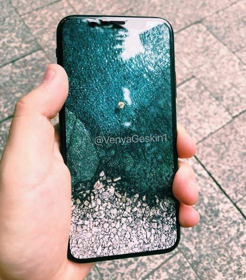 iPhone 8 sẽ ra mắt muộn vì nguồn cung màn hình OLED - 1
