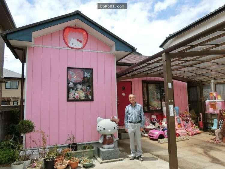 Xôn xao bộ sưu tập hơn 10.000 Hello Kitty của cụ ông Nhật - 3