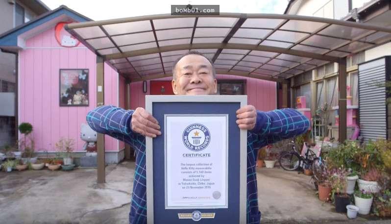 Xôn xao bộ sưu tập hơn 10.000 Hello Kitty của cụ ông Nhật - 5