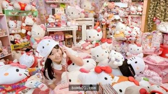 Xôn xao bộ sưu tập hơn 10.000 Hello Kitty của cụ ông Nhật - 6