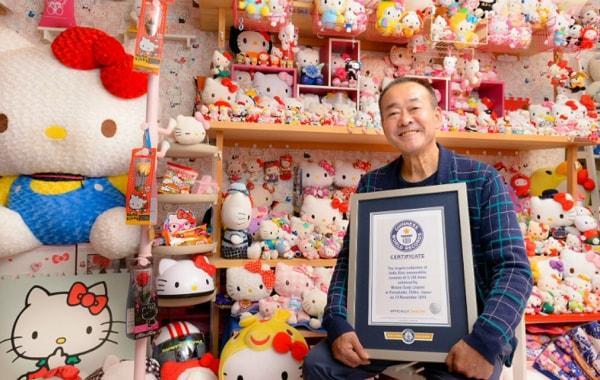 Xôn xao bộ sưu tập hơn 10.000 Hello Kitty của cụ ông Nhật - 8