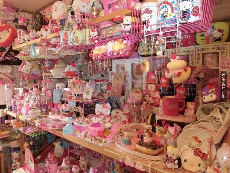Xôn xao bộ sưu tập hơn 10.000 Hello Kitty của cụ ông Nhật - 4