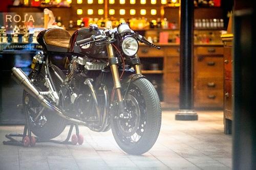"""Top 5 Honda CB750 độ Cafe Racer """"đỉnh của đỉnh"""" - 4"""