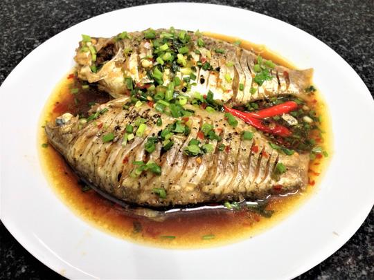 Cá he kho lạt, món ăn dân dã khó quên - 1