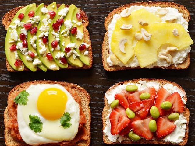 21 công thức bánh kẹp cho bữa sáng luôn phong phú