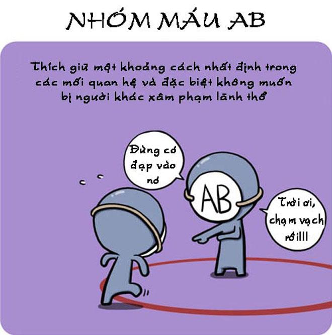 Nhóm máu tiết lộ bí mật gì về bạn? (P2) - 10