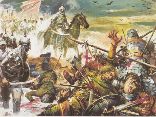 Cuộc đánh chiếm thần tốc của quân Hồi giáo khiến châu Âu run sợ