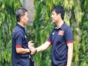 """Bóng đá - HLV Hoàng Anh Tuấn không dự SEA Games: """"Hai hổ không chung rừng""""?"""