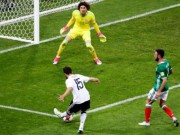 Bóng đá - Đức - Mexico: Đại tiệc tấn công 5 bàn thắng (BK Confederations Cup 2017)
