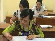 Giáo dục - du học - Đã có bài thi môn Văn 8,75 điểm