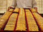 Tài chính - Bất động sản - Giá vàng chững lại do sức ép lãi suất