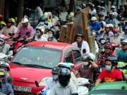 Tin tức trong ngày - 90% người HN muốn cấm xe máy: Phiếu khảo sát có nội dung thế nào?