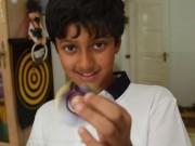 Giáo dục - du học - Thần đồng 11 tuổi có IQ hiếm gặp, cao hơn thiên tài Albert Einstein