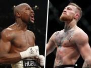 """Thể thao - McGregor - Mayweather đấu tỷ đô: """"Gã điên"""" cậy nhờ 2 cao thủ"""