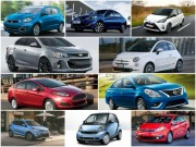 Tư vấn - 10 mẫu xe rẻ đáng mua nhất hiện nay ở Mỹ