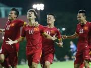 Bóng đá - Lịch thi đấu bóng đá U23 Việt Nam - vòng loại U23 châu Á 2018