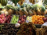 Thị trường - Tiêu dùng - Rau quả Thái Lan đổ vào Việt Nam tăng vọt, cao gấp 4 lần Trung Quốc!