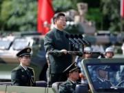 Thế giới - Quân đội TQ phá vỡ quy tắc 30 năm với ông Tập ở Hong Kong
