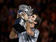 """Federer 2 lần  """" thay kiếm """" : Công phá Rogers Cup, chinh phục US Open"""