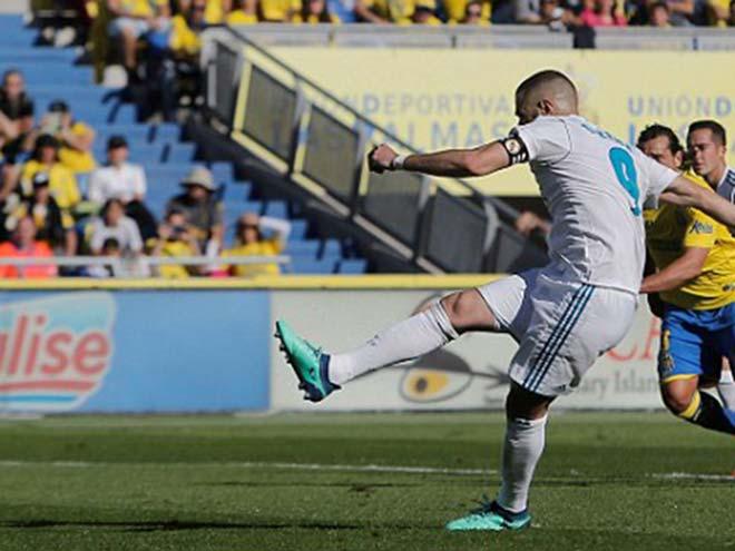 Las Palmas - Real Madrid: Không Ronaldo, song tấu tung hoành - 2