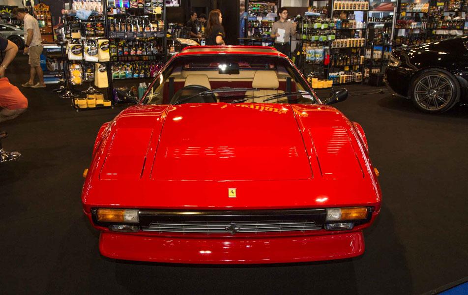 Ngắm siêu ''ngựa'' Ferrari 308 Quattrovalvole 1983 - Siêu xe tuyệt đẹp của thế kỷ 20 - 2