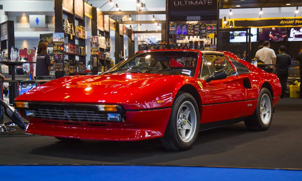 Ngắm siêu ''ngựa'' Ferrari 308 Quattrovalvole 1983 - Siêu xe tuyệt đẹp của thế kỷ 20 - 15
