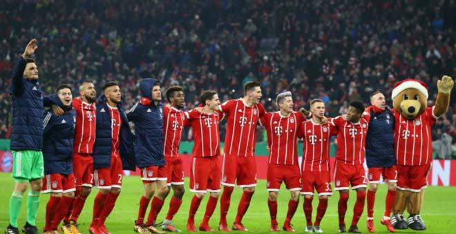Bayern Munich - Dortmund: Kết quả kinh hoàng, hat-trick siêu sao - 1
