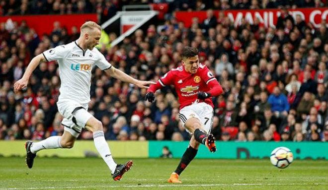MU đại thắng, Sanchez hay nhất trận: Mourinho ngợi ca, triệu fan phấn khích