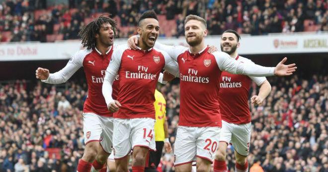 """Arsenal - Stoke City: """"Thần thái"""" ông lớn, quyết vùi dập """"nhược tiểu"""" - 1"""