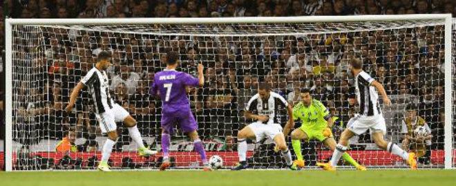 """Real """"tử chiến"""" Juventus cúp C1: Buffon mất ngủ vì Ronaldo - 2"""