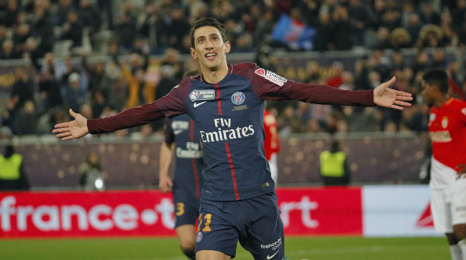"""PSG - Monaco: Đại tiệc """"3 sao"""", đăng quang xứng đáng - 1"""