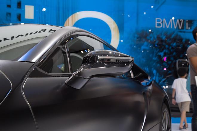 BMW ra mắt phiên bản giới hạn cho siêu xe Hybrid i8 - 6