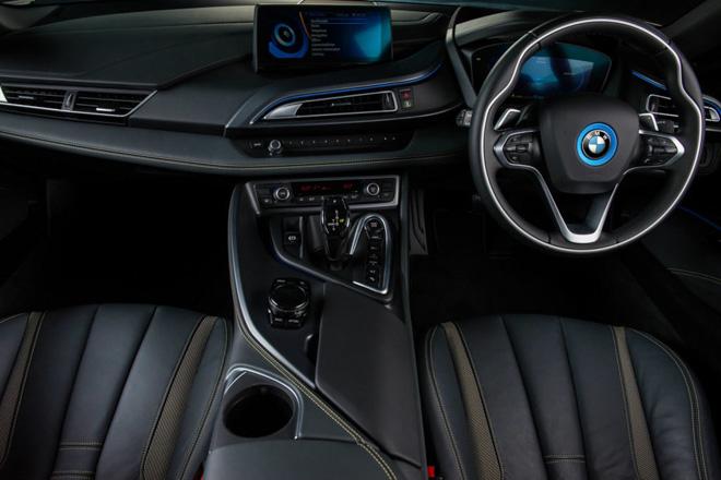 BMW ra mắt phiên bản giới hạn cho siêu xe Hybrid i8 - 9