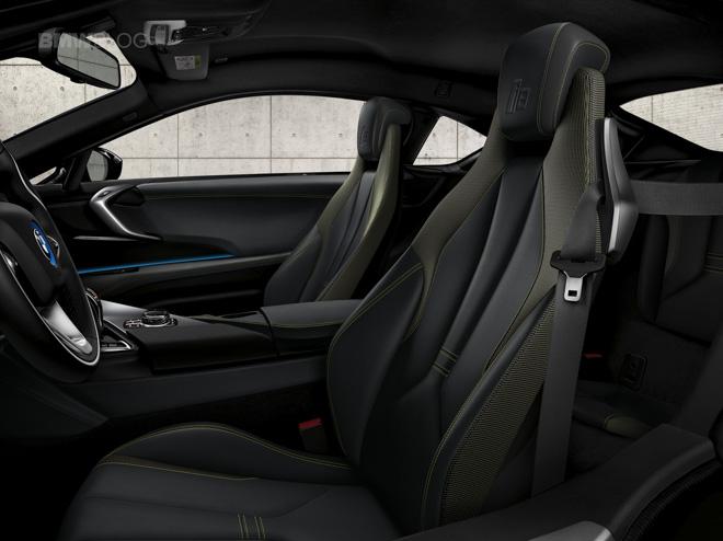 BMW ra mắt phiên bản giới hạn cho siêu xe Hybrid i8 - 3